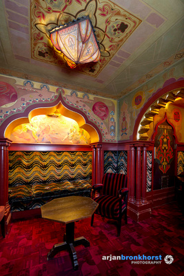 De Moorse Kamer van Pieter den Besten, foto Arjan Bronkhorst